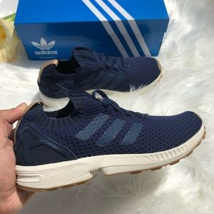 Adidas PrimeKnit Zx Flux Sneakers Men's 7.5 / 8
